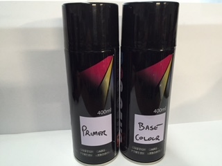 Primer & Base Colour 400ml Aerosol Spray Paint 00015