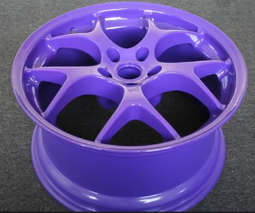 Hi Gloss Purple 400ml Aerosol 00054