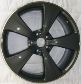 FPV GT F6 Argent Wheel Silver 00058
