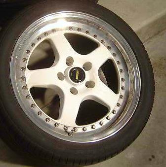 Simmons White Wheel Paint 00064