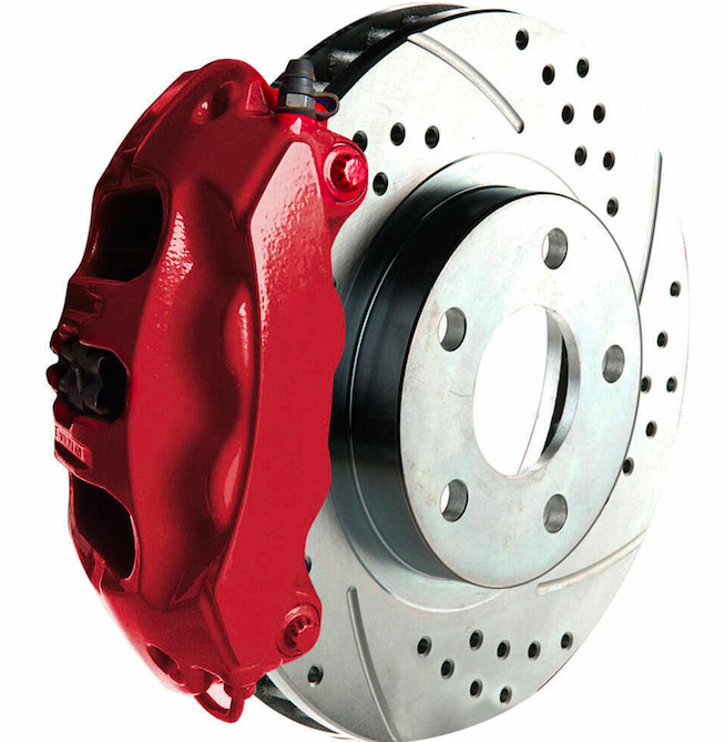 Heat Paint 400ml Aerosol - Bright Red 00088