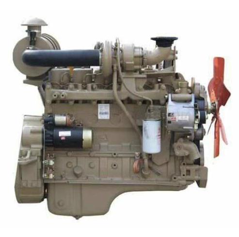 Cummins Diesel Engine Beige - 400ml Aerosol 00090