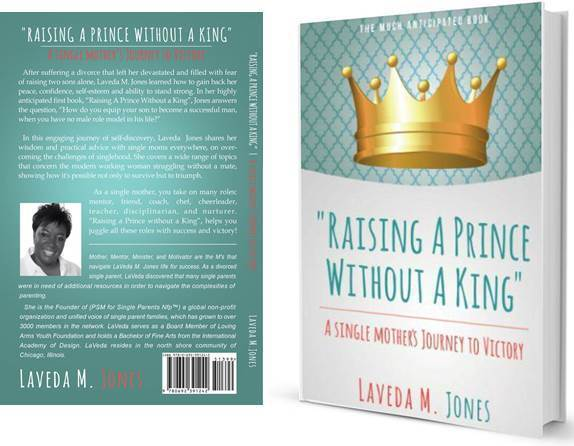 Raising A Prince Without A King (Autographed Copy)