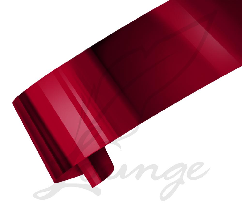 Nageldesign Folie Rot