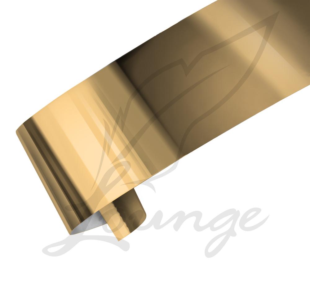 Nageldesign Folie Kupfer