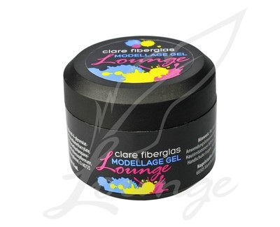 Clare Fiberglas Modellage Gel / Aufbaugel 15 ml