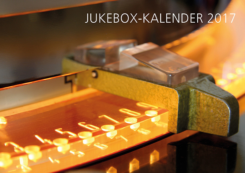 Jukebox-Kalender 2017