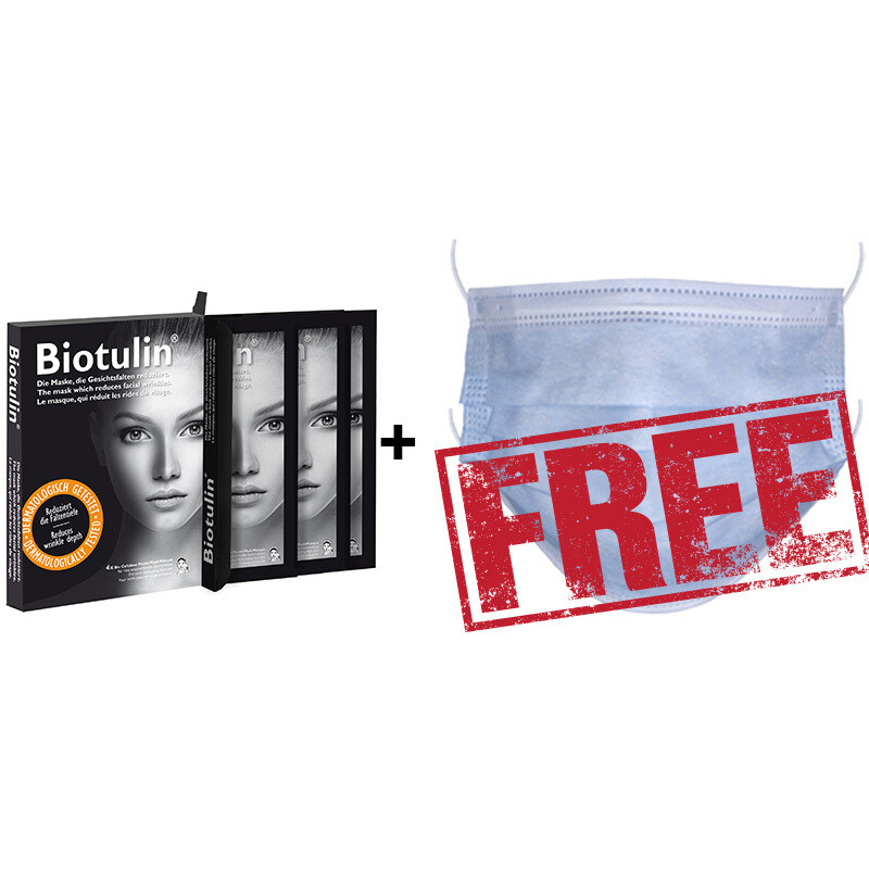 Bio Cellulose Mask (4x Box)