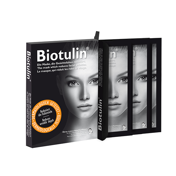 Bio Cellulose Mask (4x Box) BIO40001