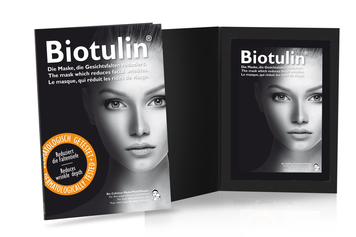 Biotulin VIP Secret Sale** & Bio Cellulose Mask