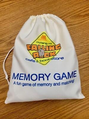 Falling Rock Memory Game