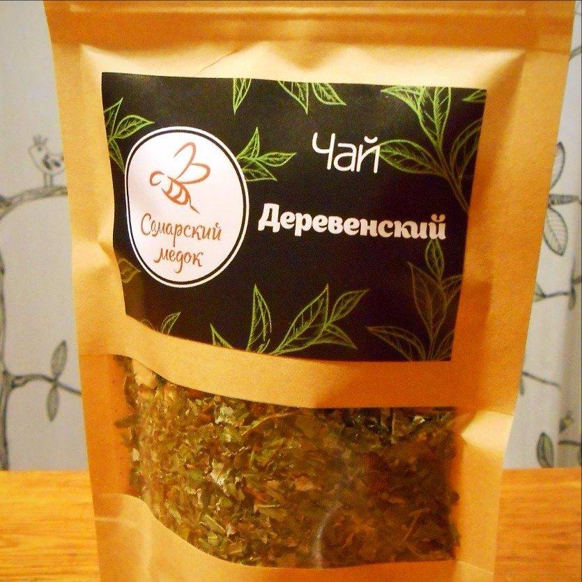 """Чай """"Деревенский"""", 50 гр."""