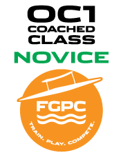 FGPC Coached Small Boat Program 1 - Novice/Rec Mondays 6 pm - 7:30 pm - Club Boats