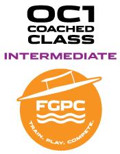 FGPC Coached Small Boat Program 1 - Intermediate Tuesdays 6 pm - 7:30 pm - Club Boats