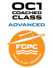 FGPC Coached Small Boat Program 1 - Advanced  Thursdays 6 pm - 7:30 pm - Private Boats