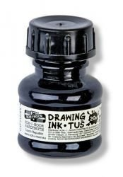 Ink Drawing Black 20g
