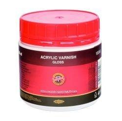 Acrylic Varnish Glossy Koh-I-Noor 500ml