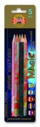 Pencils BL-Magic Colour Koh-I-Noor Set 5