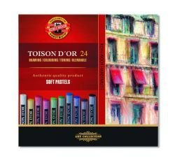 Pastels Soft Chalk Set Of 24