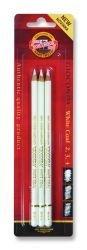 Pencils Bl-White Coal Koh-I-Noor 3pcs