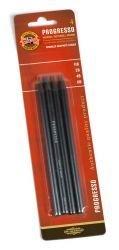 Pencils Bl-Woodless Koh-I-Noor 4pcs
