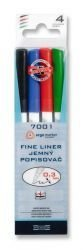 Fine Liners 4pcs