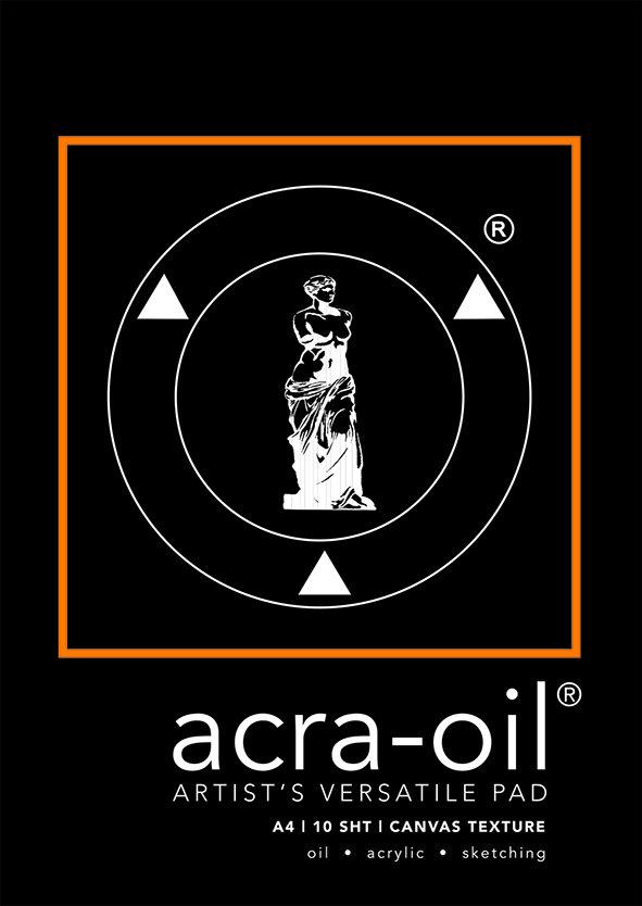 Pad A4 Acra-Oil 10sht