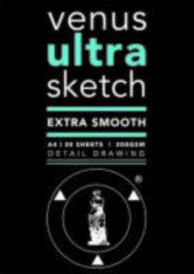 Pad Venus Ultra Sketch A4 200gsm