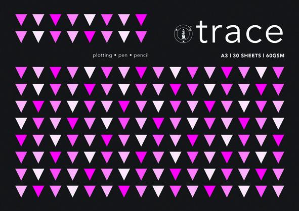 Pad Trace A4 60g 30 Sheet