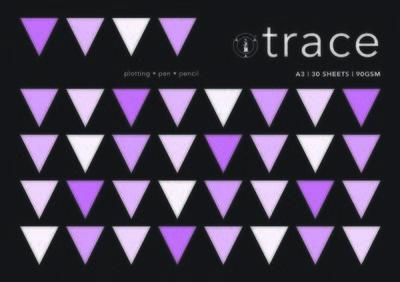 Pad Trace A3 90g 30 Sheet