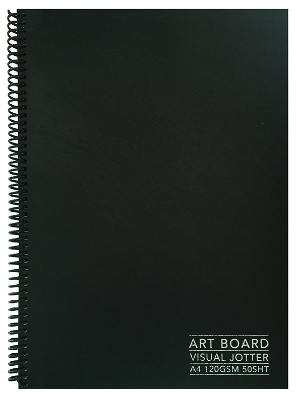 Visual Jotter A4 50 Sheet