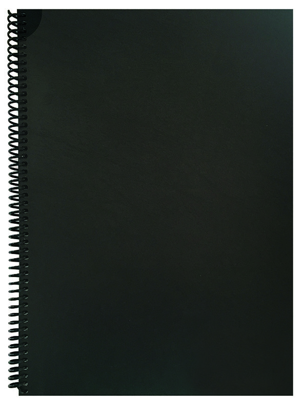 Visual Jotter Hard Cover A4 120gsm