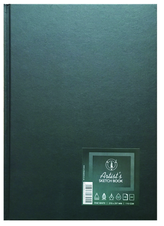 Sketchbook Artist Casebound A5 110gsm 48 Sheet