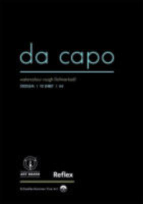 Pads Reflex Da Capo A4 300gsm 10 Sheet