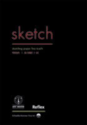 Pads Reflex Sketch A4 90gsm 25 Sheet