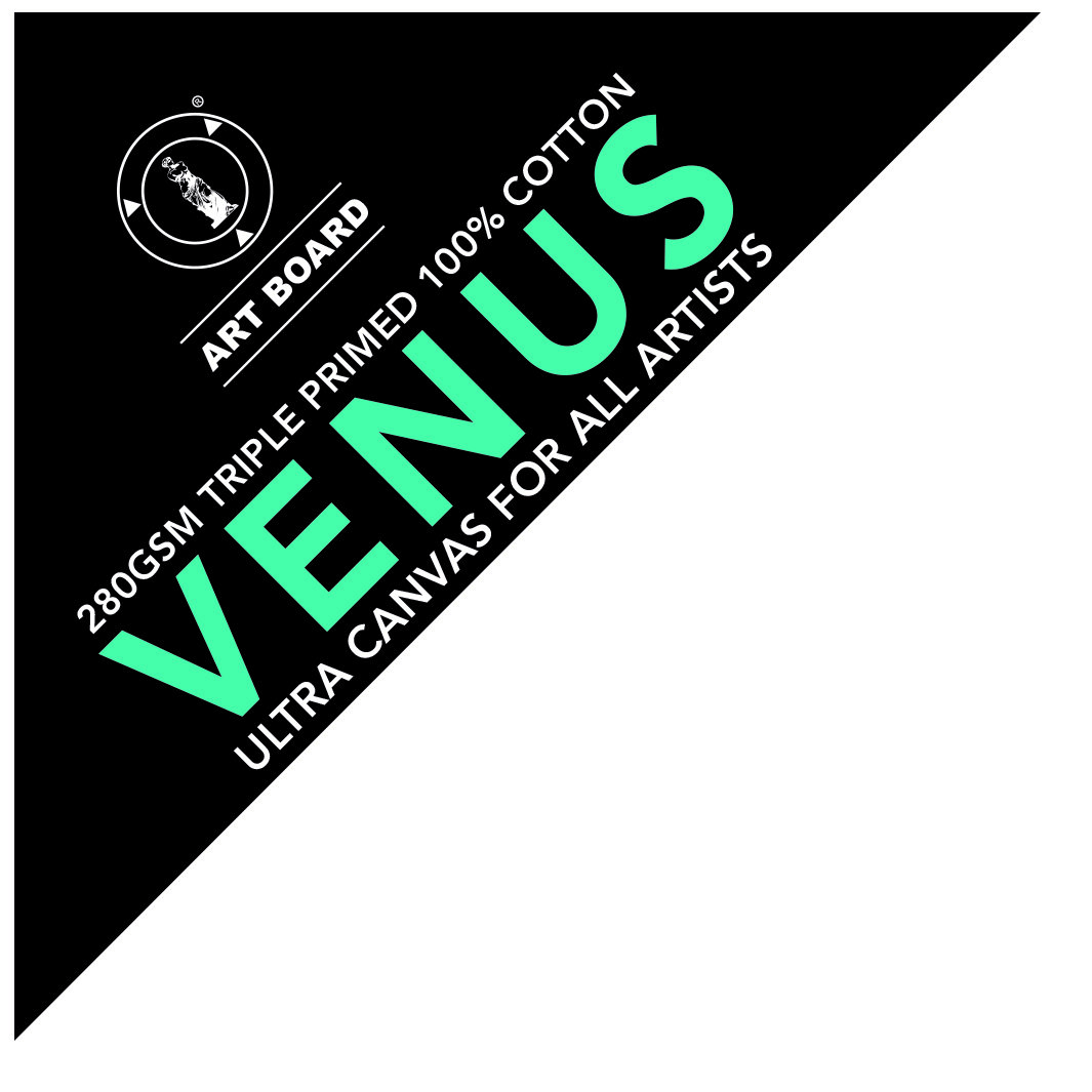 Canvas Venus Stretched 12x12