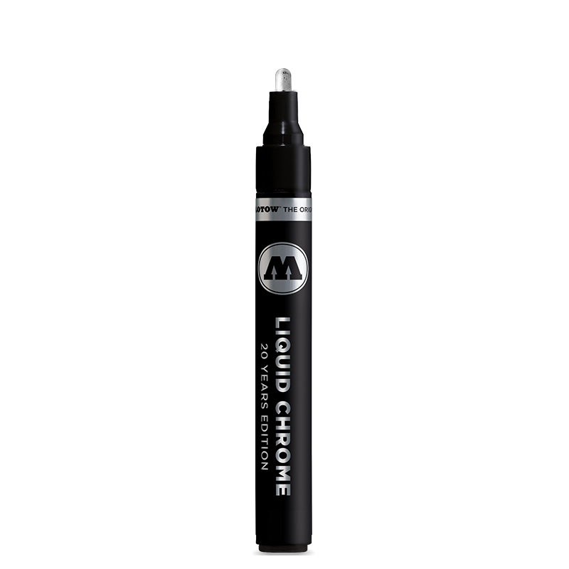 Marker Molotow Liquid Chrome 4mm