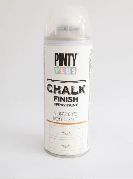 Pinty Chalk 400ml Broken White