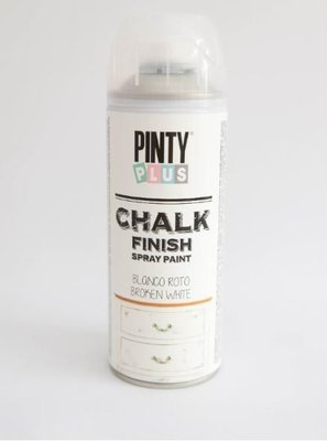 Pinty Chalk 400ml Broken White