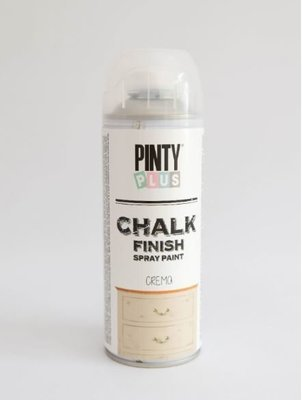 Pinty Chalk 400ml Cream