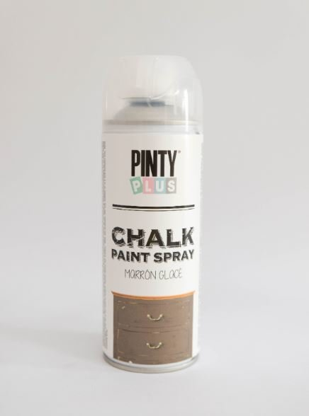 Pinty Chalk 400ml Chestnut Brown
