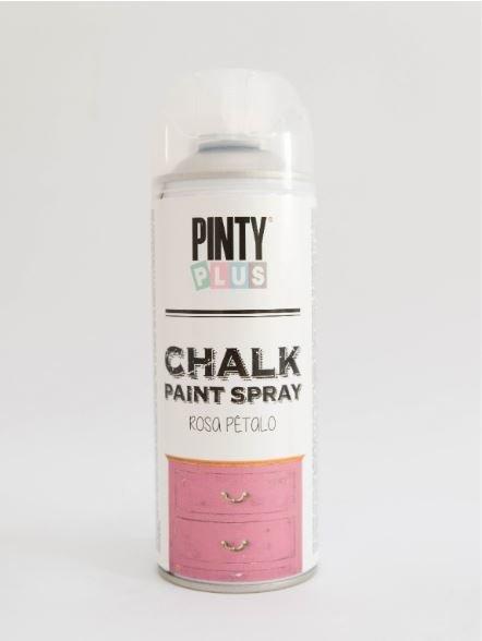 Pinty Chalk 400ml Pink Petal