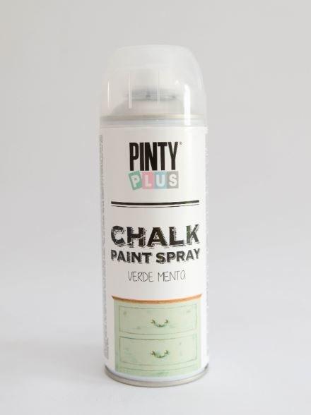 Pinty Chalk 400ml Mint Green