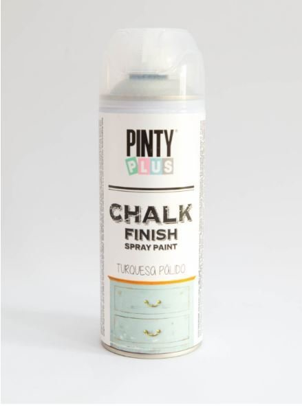 Pinty Chalk 400ml Pale Turquoise
