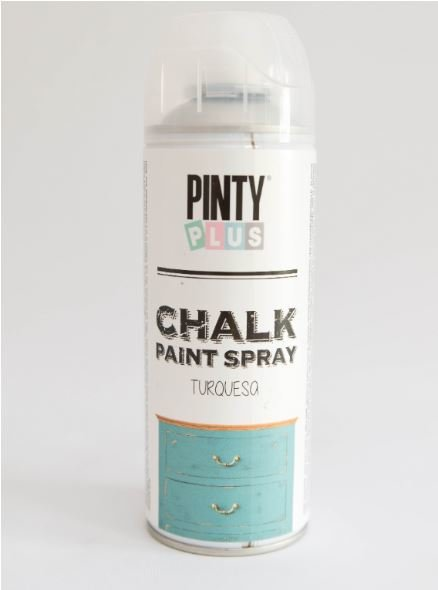 Pinty Chalk 400ml Turquoise