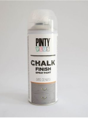 Pinty Chalk 400ml Ash Grey