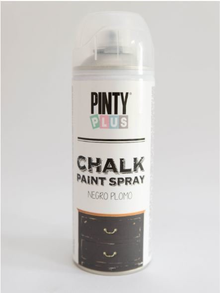 Pinty Chalk 400ml Black Plumb