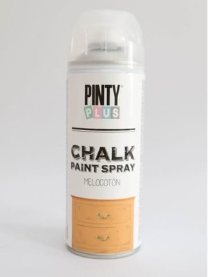 Pinty Chalk 400ml Yellow Peach