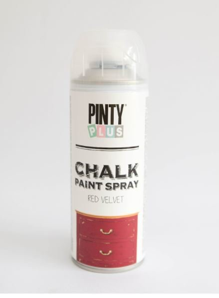 Pinty Chalk 400ml Red Velvet