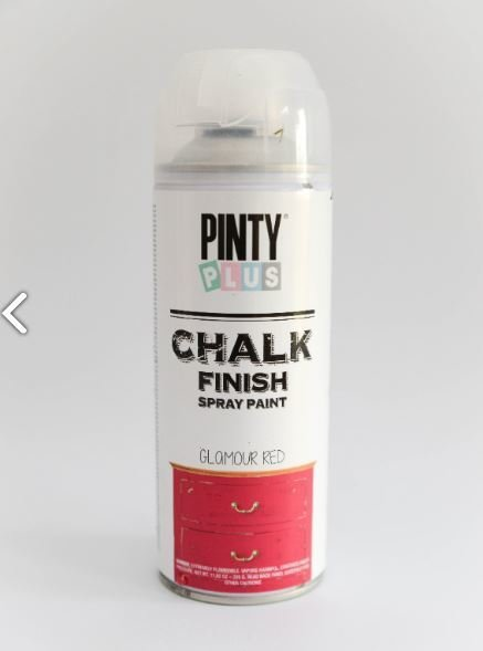 Pinty Chalk 400ml Glamour Red